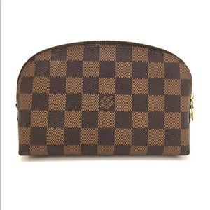 Like New Authentic LV Damier Cosmetic Pouch